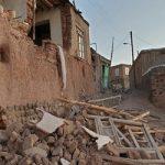 آغاز آواربرداری در مناطق زلزله زده: ۱۳۰روستا آسیب دیدند