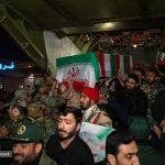 پیکر شهید سلیمانی وارد کشور شد/پیکر شهید ابومهدی المهندس در میان شهدا +تصاویر