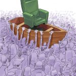 کارتون های روز: سیل علاقهمندان به صندلی مجلس، مرد کانالو عوض کن
