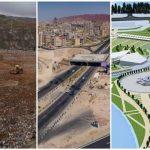 قرارگاه خاتم الانبیا، ۴ پروژه بزرگ عمرانی تبریز را اجرا می کند