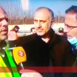 ماسک روی چانه، شاهکار جدید رسانه ملی! + عکس
