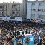 تعداد جان باختگان مراسم تشییع سردار سلیمانی به ۵۹ نفر رسید/ بررسی علت حادثه