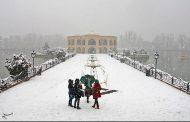 آذربایجان قندیل بست/ سراب 27 درجه زیر صفر رفت!