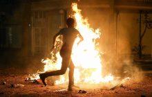 انفجار مواد محترقه در تبریز انگشت جوانی را قطع کرد