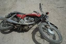 تصادف موتورسیکلت در ملکان جان ۲ نوجوان 15 ساله را گرفت