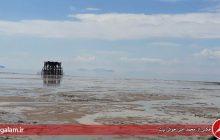 کاهش 41 درصدی بارش ها در ایران /تعیین 1406 به عنوان سال هدف برای رسیدن به حیات اکولوژیکی دریاچه ارومیه