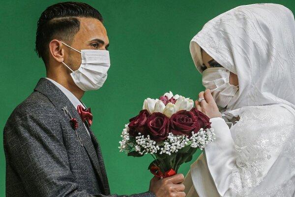 عروسیهای زیرزمینی در شرایط قرمز کرونایی/ باغها به جای تالارها