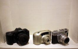 اهدای ۲۰ دستگاه دوربین عکاسی قدیمی به موزه مطبوعات تبریز