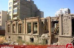 خانه باقرخان در تبریز مرمت می شود