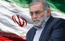 نام شهید فخری زاده در بین 5 مرد قدرتمند ایرانی