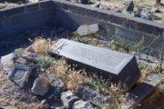 قبرستانی اسرارآمیز و عجیب در تبریز+ تصاویر