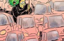 کارتون های روز: روی مرگ رو هم کم کردیم، فرار مالیاتی در رستوران لاکچری، حراج 70 درصدی و پرستارها در حال غرق شدن!