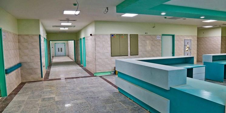 بیمارستان 1000 تختخوابی مردانی آذر در تبریز افتتاح می شود + تصاویر