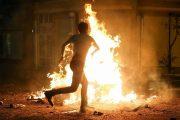 مصدومیت 11 نفر براثر استفاده از مواد محترقه در آذربایجان شرقی