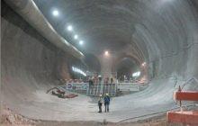 تونل انتقال آب زاب به دریاچه ارومیه دی ماه به بهرهبرداری می رسد