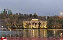 تصاویر: خزان هزار رنگ عصر پاییز در تفرجگاه ائل گلی تبریز